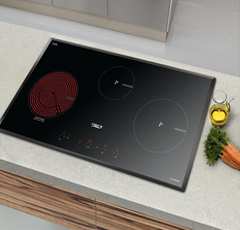 Một trong số mẫu bếp từ hiện nay mà công ty tiếp nhận xử lý.