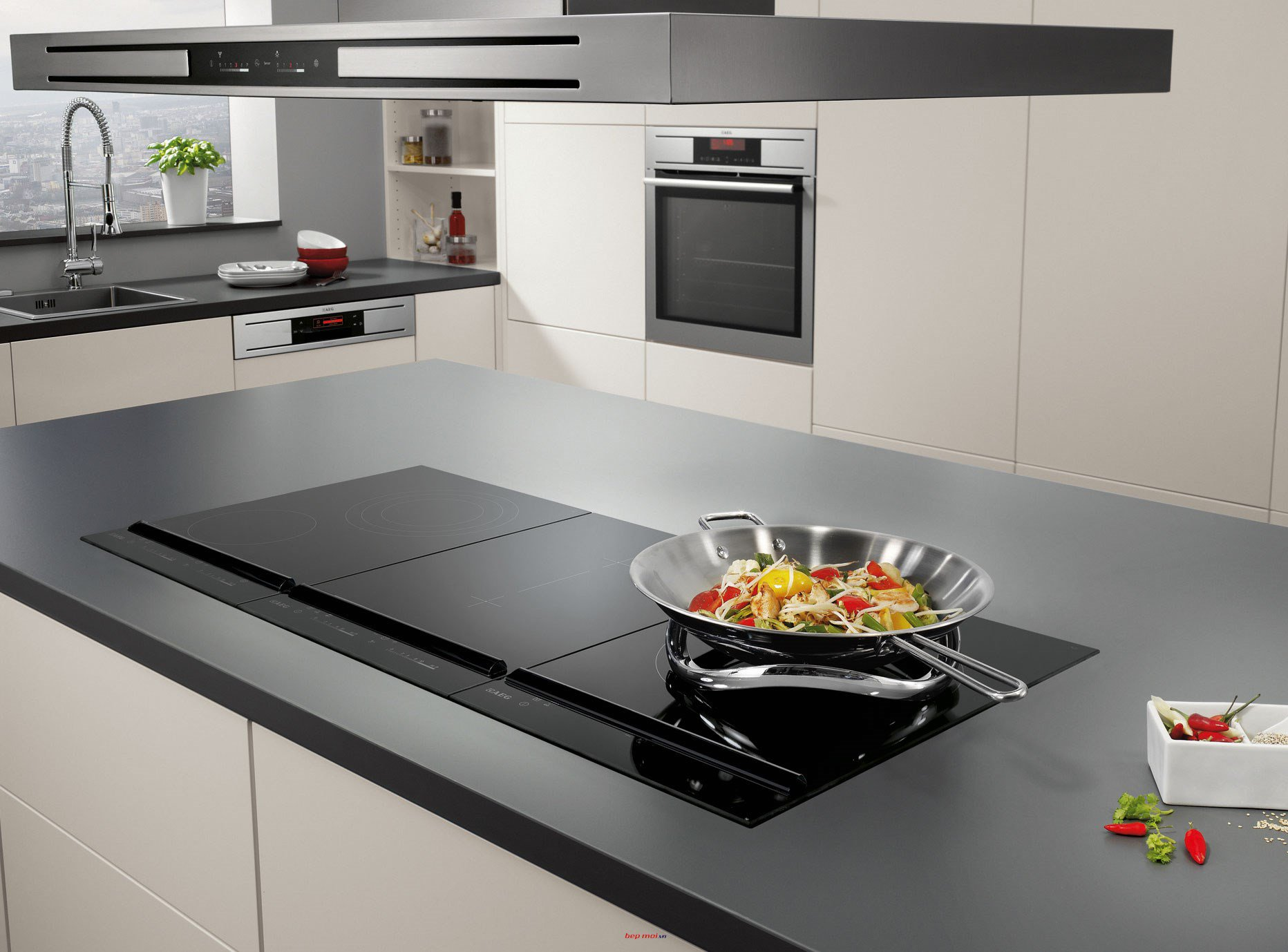 Sửa bếp từ Đức tại đinh công