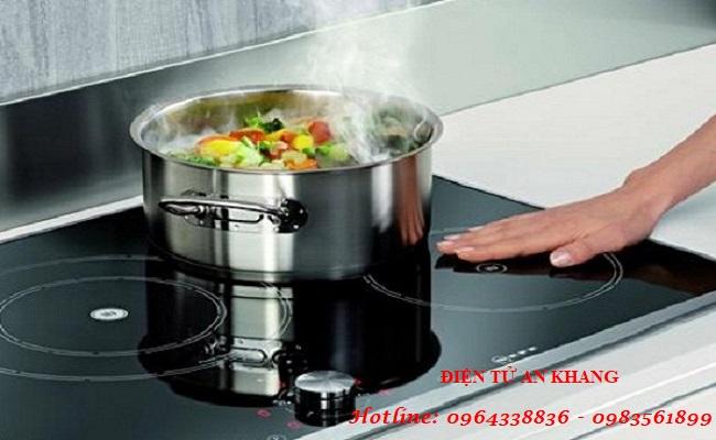 Sử dụng bếp từ có nhiều lưu ý cần được ghi nhớ