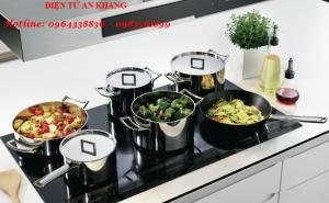 Bếp từ khi sử dụng có thể gặp phải nhiều sự cố