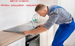 Sửa bếp từ châu Âu sửa chữa mọi hư hỏng của thiết bị