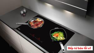 Hướng dẫn sửa bếp từ lỗi cơ bản tại nhà