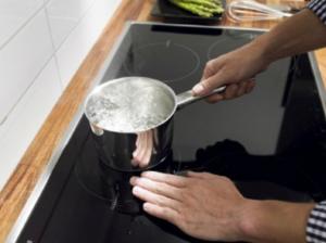 Bếp từ không nhận nồi và cách sửa chữa