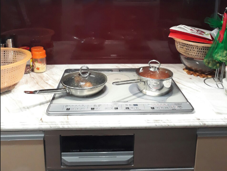 Sửa bếp từ đức tại royal city