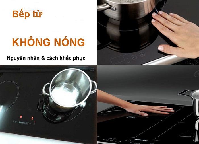 Sửa bếp từ Caso tại Thanh Trì