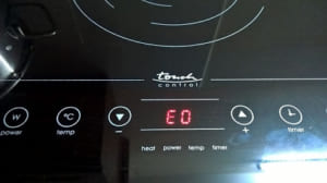 Sửa bếp từ và những lỗi thường gặp